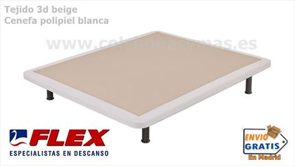 Comprar base tapizada Flex Tapiflex transpirable